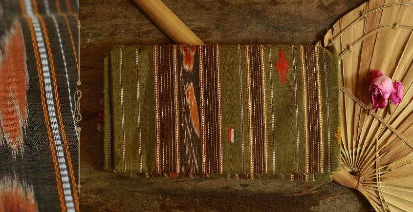 Cotton weaves ~ Ikat Saree { Hina - 4 }