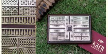 Karu ☘ Charbagh Card Holder ☘ 10
