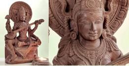 Karu ☘ Saraswati Statue ☘ 15