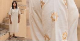 Jamiti Shwet ❈ Nelly Moser Sleeve Kurta + Pants