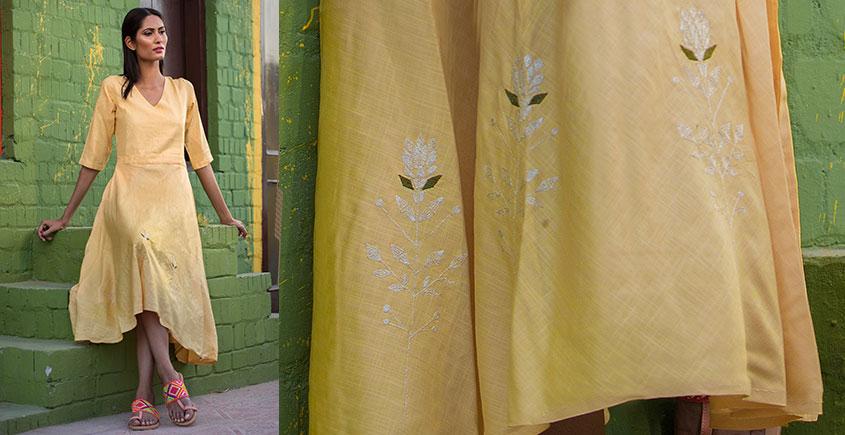Jamiti ❈ Flowering desert dress