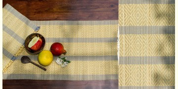 Madurkathi Placemats { 6 Placemats, 1 Runner } ~ 27