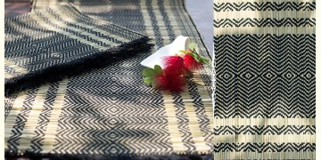 Madurkathi Placemats { 6 Placemats, 1 Runner } ~ 22