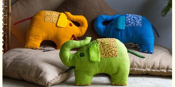 Animal Cushion – Little Elly { 2 } { Single piece }