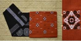 Meghasini ❈ Sambalpuri IKAT ❈ Dress material { 9 }