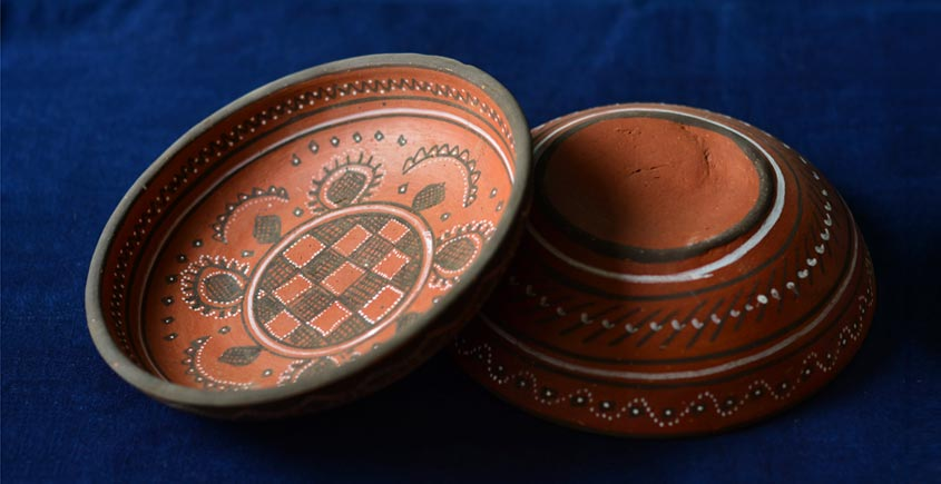 Maati no Kaam ~ Plate {small} (Set of 2)