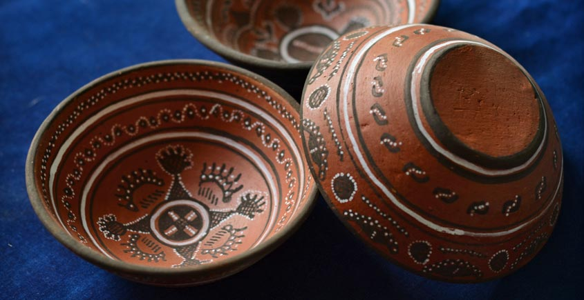 Maati no Kaam ~ Bowl (Set of Three)