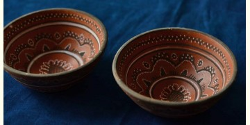 Maati no Kaam ~ Katori  (Set of Two)
