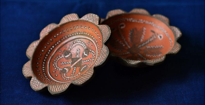 Maati no Kaam ~ Plate II (Set of 2)