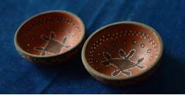 Khavda Pottery (Set of Two) ~ 20