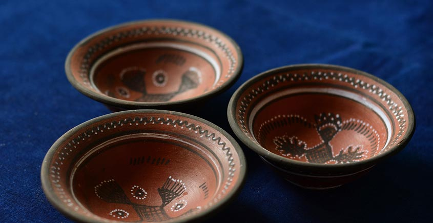 Maati no Kaam ~ Bowl (Set of Three)