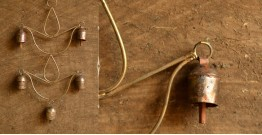 Jingles & Carrolls ~ Kutch metal bell { 4 }