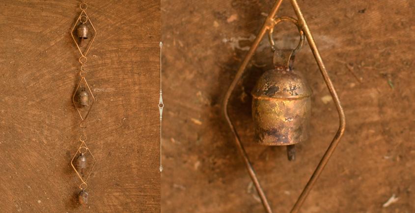 Jingles & Carrolls ~ Kutch metal bell  { 14 }