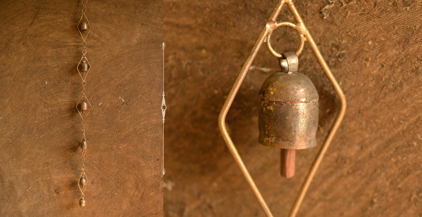 Buy six bell Chimes from grasslands kutch