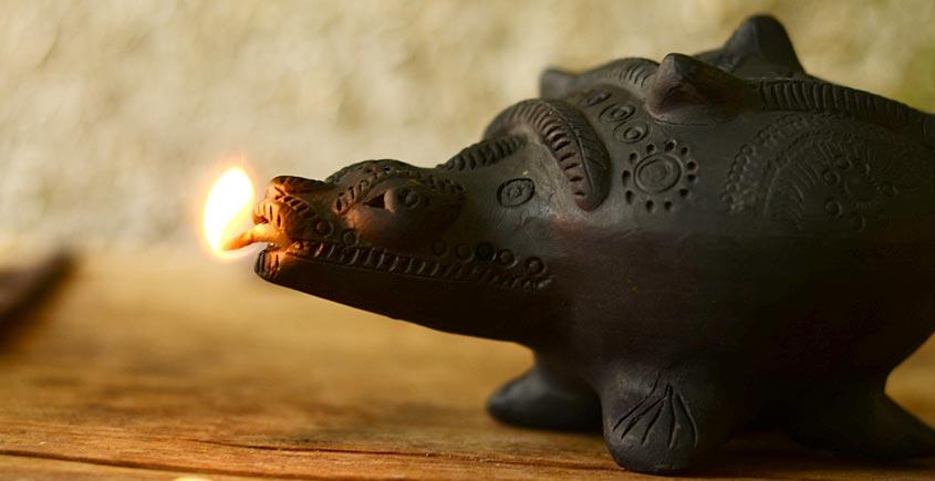 Diya ~ Fire Mouth
