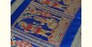 सौमनस | Saumanas ☘ Baluchari Cushion { C } { 16 X 16 inch }