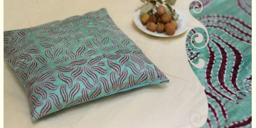 Kantha Cushion Cover - A  (16 X 16 inch)