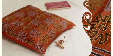 Kantha Cushion Cover - L (16 X 16 inch)