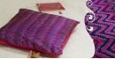 Kantha Cushion Cover - I (16 X 16 inch)
