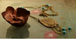 प्रभा ✺ Brass Necklace { 14 }