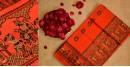 Gandharva ☙ Baluchari Silk Saree ☙ 4
