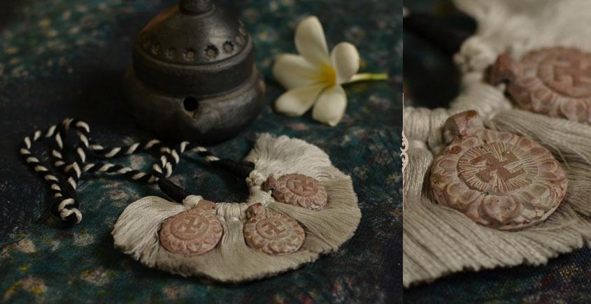 Chokher Tara ❂ Stone Necklace ❂ 11