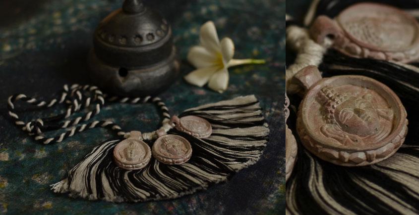 Chokher Tara ❂ Stone Necklace ❂ 17