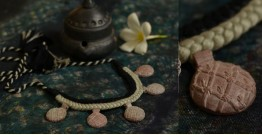 Chokher Tara ❂ Stone Necklace ❂ 18