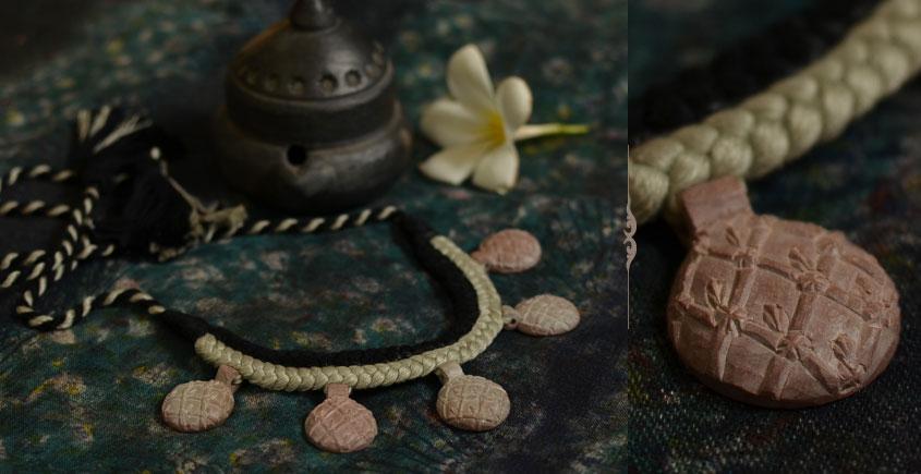 Chokher Tara ❂ Stone Necklace ❂ 18