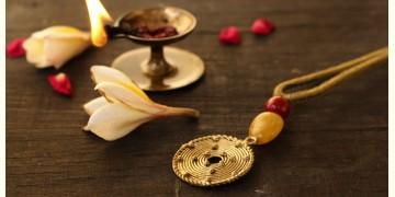 आराधना   Aradhana ✺ Brass Necklace { 10 }