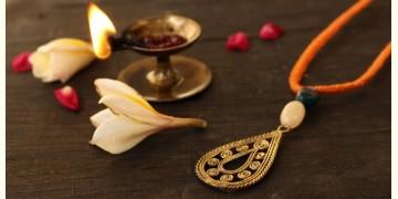 आराधना   Aradhana ✺ Brass Necklace { 12 }