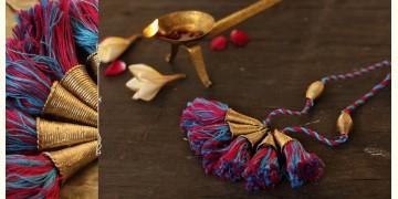 आराधना   Aradhana ✺ Brass Necklace { 13 }