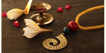 आराधना   Aradhana ✺ Brass Necklace { 3 }