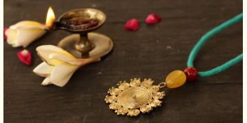 आराधना   Aradhana ✺ Brass Necklace { 4 }