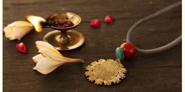 आराधना   Aradhana ✺ Brass Necklace { 6 }