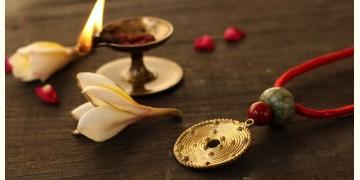 आराधना   Aradhana ✺ Brass Necklace { 7 }