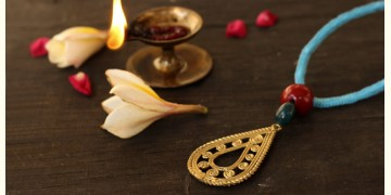 आराधना | Aradhana ✺ Brass Necklace { 2 }