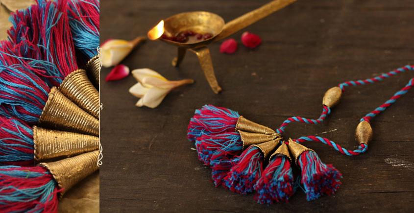 आराधना | Aradhana ✺ Brass Necklace { 13 }