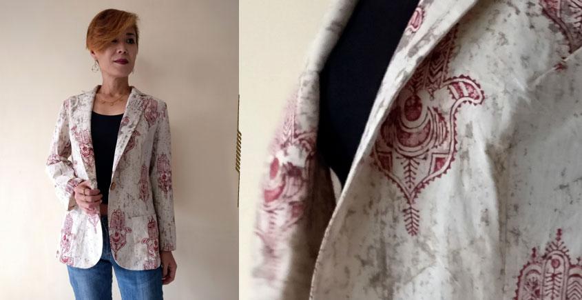 Expressway ❆ Jacket - Hand of Fatima Print ~ 2