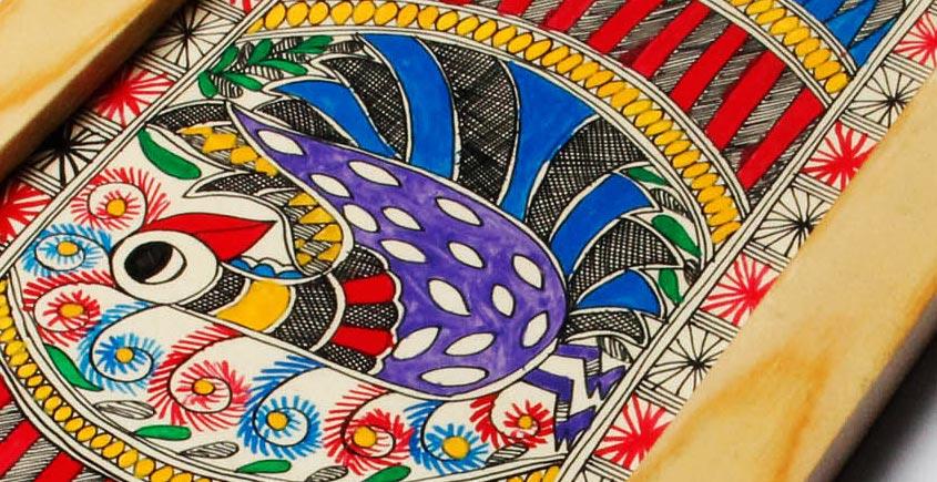 Madhubani painting ~
