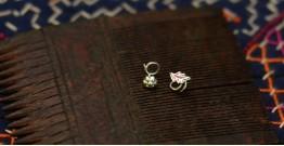 Charushila ~ Kutchi Noes pin - G (Set of two)