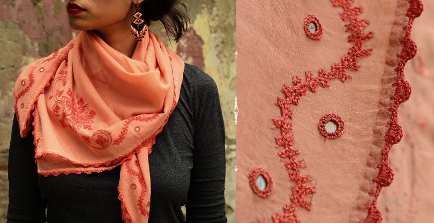 Umda * उम्दा ~ Sindhi Embroidered Stoles |F|