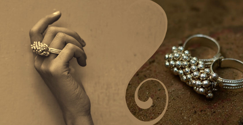 Silver Jewelry ~ Binty dhawana