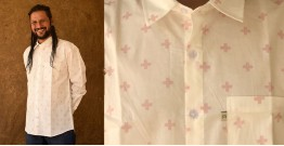 रंगरेज / Rangrez ❂ Block Printed . Fine Cotton Shirt ❂ 2