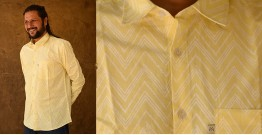 रंगरेज / Rangrez ❂ Block Printed . Fine Cotton Shirt ❂ 3