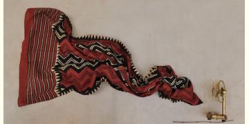 सैर ~ Bagru Printed Cotton Stole ☙ 20