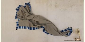 सैर ~ Dabu Printed Cotton Scarf ☙ 8
