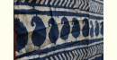 सैर ~ Dabu Printed Cotton Stole ☙ 2