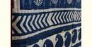 सैर ~ Dabu Printed Cotton Stole ☙ 3