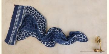 सैर ~ Dabu Printed Cotton Stole ☙ 9